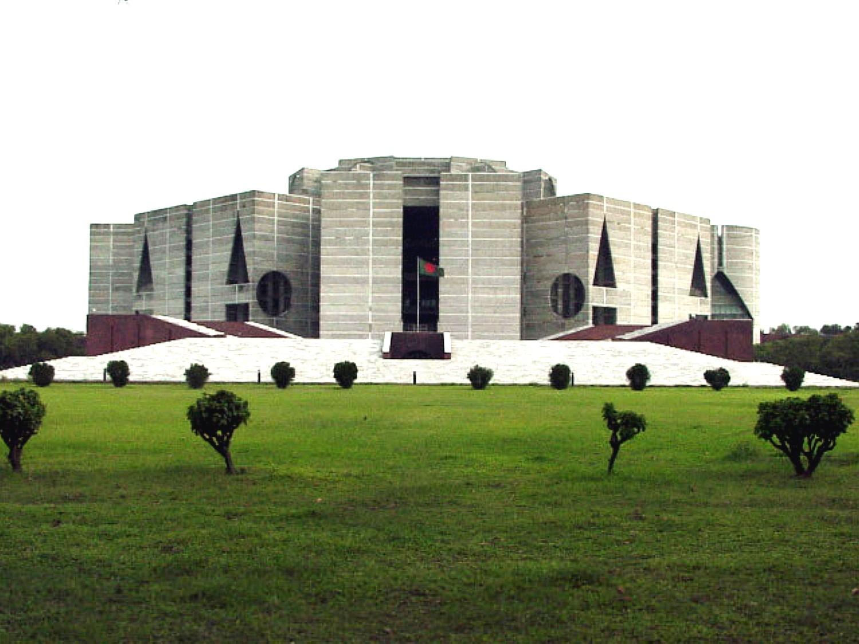 Image gallery house parliament bangladesh for Bangladeshi house image